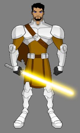 Meu personagem novo no RPG, ainda sem nome, e o desenvolvimento dele e da história ainda em andamento.